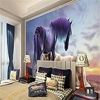 Mbwlkj カスタム写真 3D 壁紙かわいい壁紙アニメ壁紙 Hd 美容壁画抽象 3D の寝室の壁の装飾の家具-450Cmx300Cm