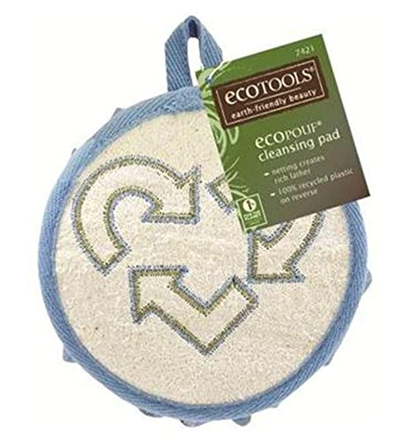 チャネル誇張前投薬[EcoTools] Ecotoolsクレンジングパッド - Ecotools Cleansing Pad [並行輸入品]