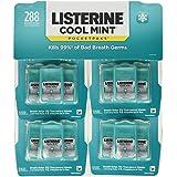 Listerine Cool Mint Pocketpaks Breath Strips, 24-Strip Pack (Pack of 12)