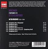Bruckner: Symphonies Nos. 4-9 画像