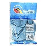 Qualatex 大きいゴム風船 30インチ(約76cm)  パールブルー