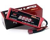 KT2500 3S 35C KyPOM K6シリーズ リポバッテリー 11.1V-2500mAh-35C