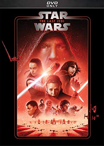 Star Wars: Episode VIII: The Last Jedi [DVD]