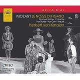 モーツァルト:「フィガロの結婚」 (Mozart: Le Nozze Di Figaro / Tomowa-Sintow・Cotrubas・Von Stade・Van Dam・Krause / Herbert von Karajan) [3CD] [輸入盤]