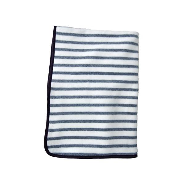 渡嘉毛織 ふわふわ綿毛布(70×100cm) ボ...の商品画像