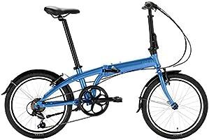 tern(ターン) 2018年モデル Link A7(リンク A7) 20インチ 7段変速 フォールディングバイク 18LIA7DB00 ブルー/ブルー