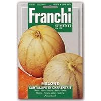 【FRANCHI社種子】【91/5】イタリアンメロン cantalipo di Charentais