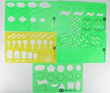 Chemical Template Set~ケミカル テンプレート セット~(5枚組)※Web限定価格※
