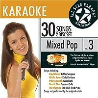 Karaoke: Mixed Pop 3