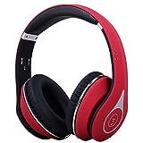 August EP640 Bluetooth ブルートゥース ヘッドホン ワイヤレス ヘッドホン ノイズキャンセリング ヘッドフォン