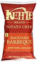 Kettle Brand - Potato Chips Backyard Barbeque - 5 oz.