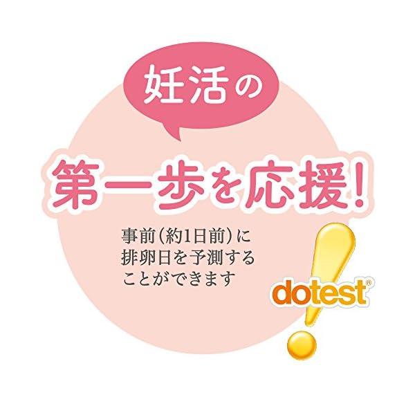 【第1類医薬品】ドゥーテストLHa排卵日予測検...の紹介画像4