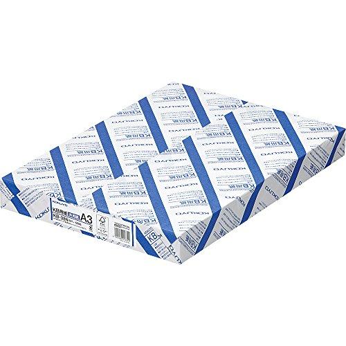 コクヨ KB用紙(共用紙) FSC認証 A3 500枚 KB-38N