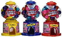 Dubble Bubble Mini Dispenser 12 Pack-1.41 OZ. (40g) by Unknown