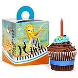 The Octonauts Cupcake Boxes Octonautsカップケーキボックス?ハロウィン?クリスマス?