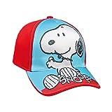 Snoopy スヌーピー ピーナッツ 帽子 ベースボールキャップ 子供用 [並行輸入品]