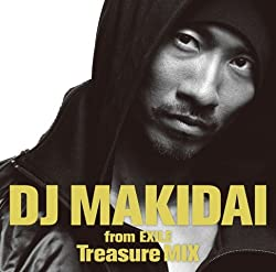 DJ MAKIDAI MIX CD Treasure MIX(初回限定盤)(DVD付)