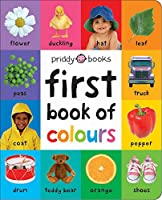 First Book of Colours (Large Ed) (First 100 Soft To Touch)