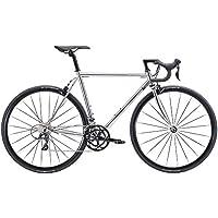 FUJI(フジ) BALLAD OMEGA 49cm 2x9speed CHROME ロードバイク 2018年モデル 18BLDOSV CHROME 49cm