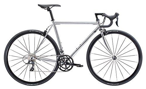 FUJI(フジ) BALLAD OMEGA 52cm 2x9speed CHROME ロードバイク 2018年モデル 18BLDOSV CHROME 52cm