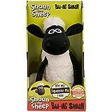 Shaun the Sheep -  Shaun BaahingStuffed Plush Toy,28 x 14 x 11cm