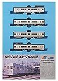 マイクロエース Nゲージ 営団3000系・北千住 - 人形町開業・スカート付 4両セット A6681 鉄道模型 電車