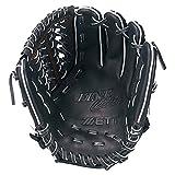 ZETT(ゼット) 少年野球 軟式 オールラウンド グラブ(グローブ) ファインキャッチ (左投げ用) BJGB71530 ブラック