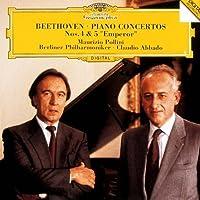 Beethoven: Piano Concertos Nos.4 & 5 by Maurizio Pollini (2011-09-07)