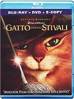 Il Gatto Con Gli Stivali (Blu-Ray+Dvd+E-Copy) [Italian Edition]