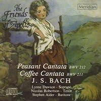 Bach:Coffee&Peasantcantatas