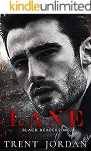 Lane: An MC Romance (Black Reapers MC Book 1) (English Edition)