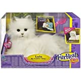 Furreal Friends Lulu My Cuddlin Kitty Cat White