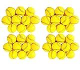(モデルノ ラ テール) Moderno La Terre 野球 練習 ウレタン ボール 7cm 10個 20個 30個 セットSN-WBB (4.黄色40個セット)