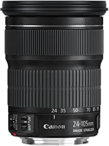 Canon 標準ズームレンズ EF24-105mm F3.5-.5.6 IS STM フルサイズ対応 EF24-105ISSTM