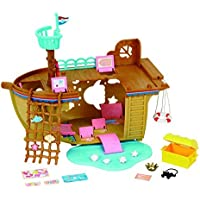 Play with Sylvania family seaside of your ship [parallel import goods]
