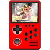 Hawiton Handheld Game Console, Retro Game Console Mini Video Game Player with 360°Rocker Built in 1576 Games Support TV Conne