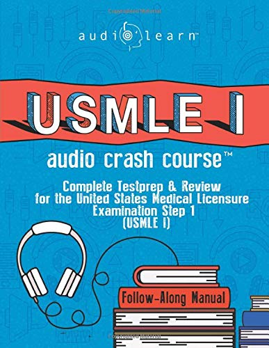 USMLE I Audio Crash Course: Co...