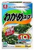 リケン わかめスープ わくわくファミリーパック 6.4g×10袋