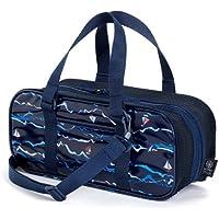 格上スタイルのキッズ絵の具バッグ(バッグのみ) ブルーオーシャンセーリング N2119300