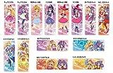 魔法使いプリキュア! ロングカンバッジコレクション BOX商品 1BOX = 14個入り、全14種類