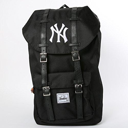 (ニューヨークヤンキース) NEW YORK YANKEES デイパック ブラック