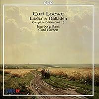 Lieder & Balladen Complete Edition 19 by C. Loewe