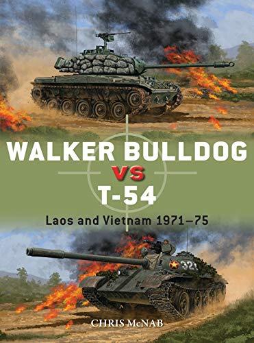 Walker Bulldog vs T-54: Laos and Vietnam 1971–75 (Duel Book 94) (English Edition)