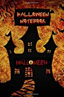 """Halloween Notebook 100 Pages Size 6"""" x 9"""": Blank Lined Gift For Adults And Kids Size 6"""" x 9"""" 100 Pages"""