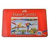 ファーバーカステル Faber-Castell 水彩色鉛筆セット 48色 並行輸入品 FC115949