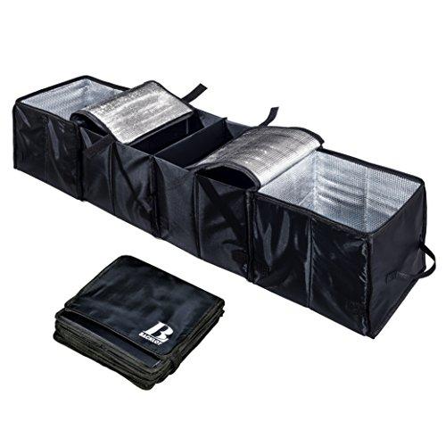 BACKLOT 車用収納ボックス 大容量 車載 収納ケース ...