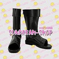 【サイズ選択可】女性22CM★コスプレ靴 ブーツ★202555★BORUTO -NARUTO THE MOVIE-★うずまきボルト