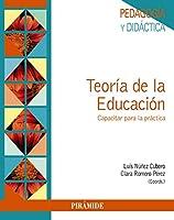 Teoría de la educación : capacitar para la práctica