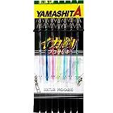 ヤマシタ(YAMASHITA) イカ釣プロサビキ KR 11-2 7本