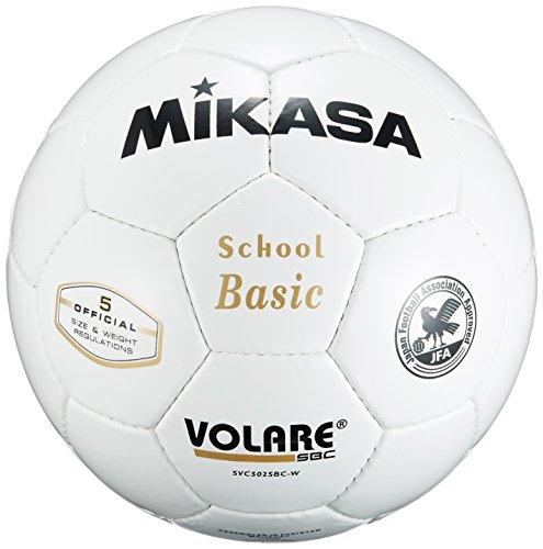 ミカサ サッカーボール 検定球 5号 SVC502